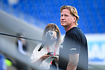 Trainer Markus Gisdol (1. FC Koeln) im Interview vor dem Spiel.<br /> <br /> Sport: Fussball: 1. Bundesliga: Saison 19/20: 28. Spieltag: TSG 1899 Hoffenheim - 1. FC Koeln, 27.05.2020<br /> <br /> Foto: Markus Gilliar/GES/POOL/PIX-Sportfotos.<br /> <br /> Nur für journalistische Zwecke! Only for editorial use!<br /> <br /> Gemäß den Vorgaben der DFL Deutsche Fußball Liga ist es untersagt, in dem Stadion und/oder vom Spiel angefertigte Fotoaufnahmen in Form von Sequenzbildern und/oder videoähnlichen Fotostrecken zu verwerten bzw. verwerten zu lassen. DFL regulations prohibit any use of photographs as image sequences and/or quasi-video.
