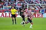 Atletico Junior derroto 2x1 al Once caldas en la segunda fecha de el torneo apertura de la liga postobon del futbol Colombiano