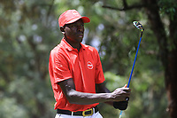 Justus Maydoya (KEN) during the second round of the Magical Kenya Open presented by ABSA played at Karen Country Club, Nairobi, Kenya. 15/03/2019<br /> Picture: Golffile | Phil Inglis<br /> <br /> <br /> All photo usage must carry mandatory copyright credit (&copy; Golffile | Phil Inglis)