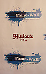 """Hurleys New York The Doctors' Brooke Shields """"Elizabeth Harrington"""" was honored at Fame-Wall New York with the unveiling of her portrait by famed painter Jim Warren and a celebration of Broadway's The Addams Family at a Halloween Party on October 28, 2011 at Hurley's NY, New York City, New York.  (Photo by Sue Coflin/Max Photos)"""