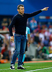 FC Barcelona's Second Coach Juan Carlos Undue during Spanish Kings Cup Final match. May 22,2016. (ALTERPHOTOS/Acero)