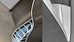 Valencia-Spain, January 08, 2018; <br /> Ciudad de las Artes y las Ciencias (City of Arts and Sciences / Ciutat des les Arts i les Ciencies) designed by architect Santiago Calatrava; here, Palau de les Arts Reina Sofía (Sofia), a hall for performing art - opera; architecture; <br /> Photo © HorstWagner.eu