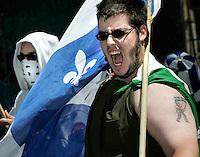 Quebec separatism issue
