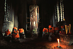 Angor Wat candles