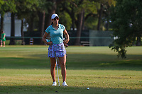 Maria Fassi (a)(MEX) looks over her chip shot on 1 during round 1 of the 2019 US Women's Open, Charleston Country Club, Charleston, South Carolina,  USA. 5/30/2019.<br /> Picture: Golffile | Ken Murray<br /> <br /> All photo usage must carry mandatory copyright credit (© Golffile | Ken Murray)