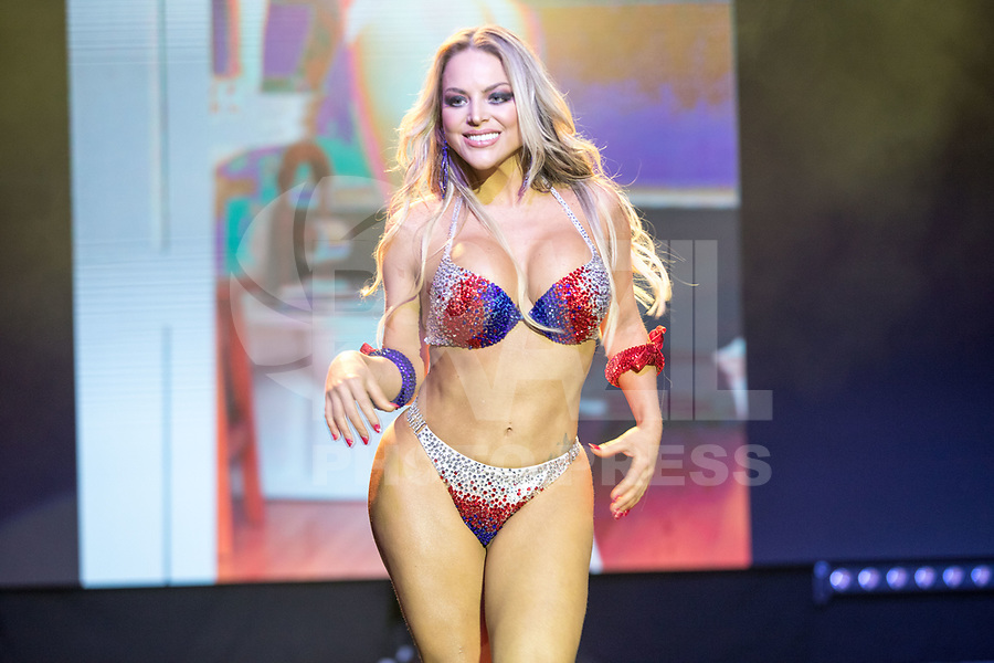 CIDADE DO MÉXICO, MÉXICO, 30.09.2019 - MISS-BUMBUM - Jessica Lopes durante a final do concurso Miss Bumbum World na  ForoTotal Play na Cidade do México na capital mexicana nesta segunda-feira, 30.  (Foto: William Volcov/Brazil Photo Press)