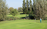 WERVERSHOOF - Hole 17. Golfbaan de Vlietlanden. COPYRIGHT KOEN SUYK