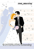 Marcello, WEDDING, HOCHZEIT, BODA, paintings+++++,ITMCWED1034B,#W#, EVERYDAY ,couples