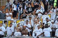 SAO PAULO SP, 14 Julho 2013 - Corinthians x Atletico MG.   torcida  durante partida valida pela setima rodada do campeonato brasileiro de 2013  no Estadio do Pacaembu em  Sao Paulo, neste domingo , 14. (FOTO: ALAN MORICI / BRAZIL PHOTO PRESS).