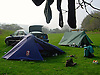 Camping,camping in North Wales,camping by the river,A-frame tent, Ardudwy area of Gwynedd, Wales
