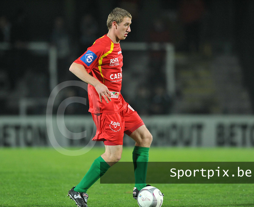 KV Oostende : Niels Coussement.foto VDB / BART VANDENBROUCKE