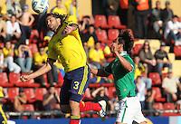 Copa America 2011 Bolivia vs Colombia