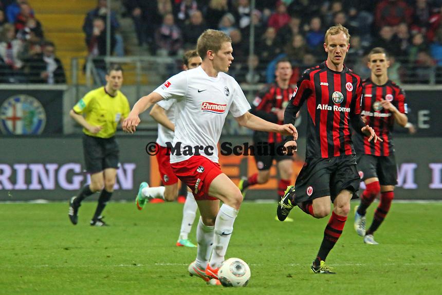 Matthias Ginter (Freiburg) - Eintracht Frankfurt vs. SC Freiburg, Commerzbank Arena