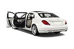 Car images of2016 Mercedes Benz S Class May Bach 4 Door Sedan Doors