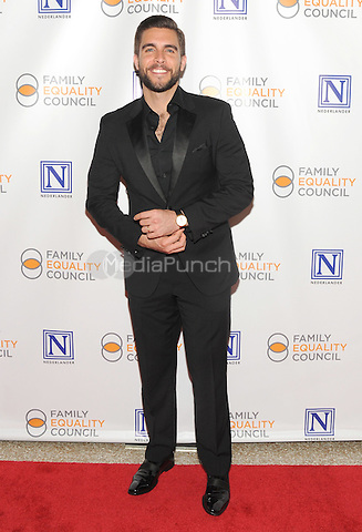 NEW YORK, NY - MAY 09:  Josh Segarra attends the 11th Annual Family Equality Council Night at the Pier at Pier 60 on May 9, 2016 in New York City.  Photo Credit: John Palmer/Media Punch