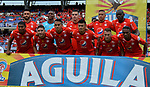 América venció como local 2-1 a Cortuluá. Fecha 14 Liga Águila II-2017.