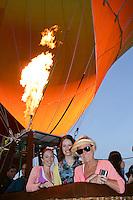 20121212 December 12 Hot Air Balloon Cairns