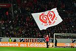 05 Fahne auf dem Platz beim Spiel in der Fussball Bundesliga, 1. FSV Mainz 05 - Werder Bremen.<br /> <br /> Foto &copy; PIX-Sportfotos *** Foto ist honorarpflichtig! *** Auf Anfrage in hoeherer Qualitaet/Aufloesung. Belegexemplar erbeten. Veroeffentlichung ausschliesslich fuer journalistisch-publizistische Zwecke. For editorial use only.