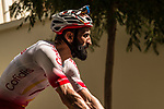 Geoffrey Soupe (FRA) Cofidis before Stage 6 of the 10th Tour of Oman 2019, running 135.5km from Al Mouj Muscat to Matrah Corniche, Oman. 21st February 2019.<br /> Picture: ASO/K&aring;re Dehlie Thorstad | Cyclefile<br /> All photos usage must carry mandatory copyright credit (&copy; Cyclefile | ASO/K&aring;re Dehlie Thorstad)