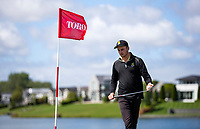Action from the North Harbour v Wellington morning match up during the Toro Men's Interprovincial Golf Championship, Clearwater Golf Course, Christchurch, New Zealand. photo: Joseph Johnston/www.bwmedia.co.nz