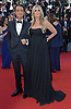 17.05.2017; Cannes, France: TIZIANA ROCCA AND GIULIO BASE<br /> attends the premiere of &quot;Les Fantomes d'Ismael&quot; at the 70th Cannes Film Festival, Cannes<br /> Mandatory Credit Photo: &copy;NEWSPIX INTERNATIONAL<br /> <br /> IMMEDIATE CONFIRMATION OF USAGE REQUIRED:<br /> Newspix International, 31 Chinnery Hill, Bishop's Stortford, ENGLAND CM23 3PS<br /> Tel:+441279 324672  ; Fax: +441279656877<br /> Mobile:  07775681153<br /> e-mail: info@newspixinternational.co.uk<br /> Usage Implies Acceptance of Our Terms &amp; Conditions<br /> Please refer to usage terms. All Fees Payable To Newspix International