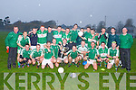 CUP WINNERS: The Na Gaeil team winners of the Barrett Cup final at Killeen, Tralee on Saturday.