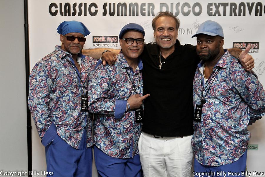Soho Johnny's Disco Extravaganza benefiting the American Cancer Society. Soho Johnny
