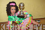 Ciara O'Sullivan Camp from the Sheehan/Murphy school of dancing who came third in the World All Ireland dancing championships in Philadelphia last weekend.