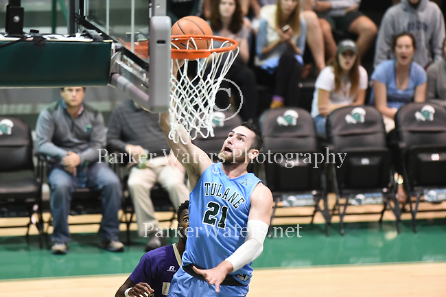 Tulane downs Alcorn State, 81-65.