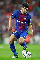 FC Barcelona's Carles Alena during Joan Gamper Trophy. August 7,2017. (ALTERPHOTOS/Acero) /NortePhoto.com