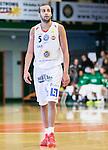 S&ouml;dert&auml;lje 2015-10-01 Basket Basketligan S&ouml;dert&auml;lje Kings - Uppsala Basket :  <br /> Uppsalas Andreas Person under matchen mellan S&ouml;dert&auml;lje Kings och Uppsala Basket <br /> (Foto: Kenta J&ouml;nsson) Nyckelord:  Basket Basketligan S&ouml;dert&auml;lje Kings SBBK T&auml;ljehallen Uppsala Seriepremi&auml;r Premi&auml;r portr&auml;tt portrait
