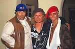Mitchell Walters, Sam Kinison & Billy Idol