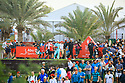 Shane Lowry (IRL) during the final round of the Abu Dhabi HSBC Championship presented by EGA played at Abu Dhabi Golf Club, Abu Dhabi, UAE. 17/01/2019<br /> Picture: Golffile | Phil Inglis<br /> <br /> All photo usage must carry mandatory copyright credit (© Golffile | Phil Inglis)