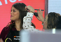 NEW YORK, NY - DECEMBER 14: Gail Simmons on the set of NBC's Today in New York City on December 14, 2018. Credit: RW/MediaPunch