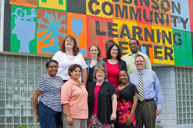 June 28, 2011; RCLC staff..Photo by Matt Cashore/University of Notre Dame