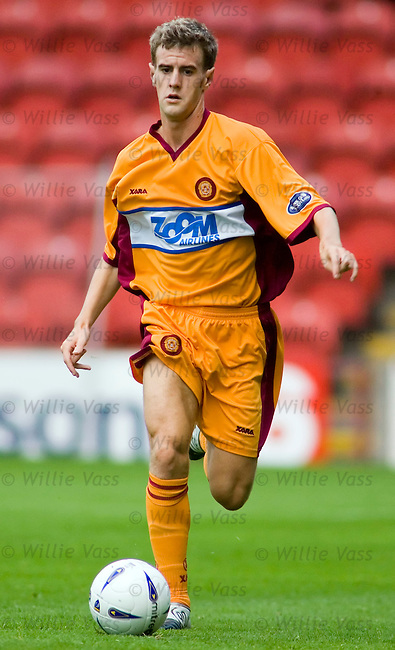 Mark Quinn, Motherwell.stock season 2005-2006.pic willie vass