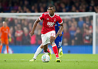 Tendayi Darikwa of Nottingham Forest in action, Carabao Cup, Third Round, Chelsea v Nottingham Forrest, Stamford Bridge, London, United Kingdom, 20th  September 2017