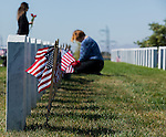Sacramento Valley National Cemetery -- Memorial Day -- May 25, 2015