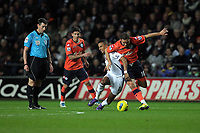 2011 12 27 Premiership Swansea City V QPR, Liberty Stadium, South Wales, UK.