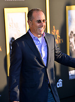 LOS ANGELES, CA. September 24, 2018: Jerry Seinfeld at the Los Angeles premiere for &quot;A Star Is Born&quot; at the Shrine Auditorium.<br /> Picture: Paul Smith/Featureflash