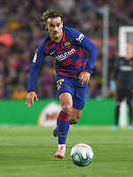 FOOTBALL: FC Barcelone vs Real Betis - La Liga-25/08/2019<br /> Antoine Griezmann (FCB)<br /> <br />  <br /> 25/08/2019 <br /> Barcelona - Real Betis  <br /> Calcio La Liga 2019/2020  <br /> Photo Paco Largo/Panoramic/insidefoto