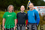 John Barry,Alan Mulgrew and Vivian O'Gorman at the Wilderness Challenge 'B Wildered' at Glanageenty Ballymacelligott on Saturday