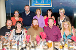 Enjoying a Family Get Together at the Kingdom Greyhound Stadium on Friday . Front l-r  Jim Casey, Mary Ann Casey, Joe Casey, Jack Lane and Betty Lane. Back l-r Julie O'Keeffe, Pat O'Keeffe, Mossey Fleming, Joanne McCarthy and Kay O'Brien.