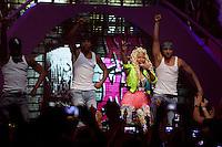 DETROIT, MICHIGAN- JULY 17: Nicki Minaj performing live at The Fox Theatre in Detroit, Michigan on July 17, 2012. Credit: MediaPunch Inc. /NortePhoto.com<br /> **CREDITO*OBLIGATORIO** *No*Venta*A*Terceros*.*No*Sale*So*third* ***No*Se*Permite*Hacer Archivo***No*Sale*So*third*&copy;Imagenes*con derechos*de*autor&copy;todos*reservados*
