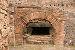 bakery in old Pompeji, Italy
