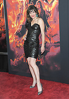 NEW YORK, NEW YORK - APRIL 09: Milla Jovovich attends the 'Hellboy' New York Screening at AMC Lincoln Square Theater on April 09, 2019 in New York City.  <br /> CAP/MPI/JP<br /> ©JP/MPI/Capital Pictures