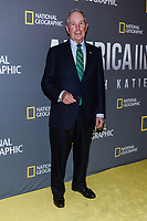 "NEW YORK - APRIL 9: Mike Bloomberg, Founder, Bloomberg LP & Bloomberg Philanthropies and Three term Mayor of New York City attends National Geographic's ""America Inside Out with Katie Couric"" Premiere Screening at the Titus Theater at MOMA on April 9, 2018 in New York City. ""America Inside Out with Katie Couric"", a new six-part documentary series, follows Couric as she travels the country to talk with the people bearing witness to the most complicated and consequential questions in American culture today. The weekly series premieres Wednesday, April 11, 2018, at 10/9c and will air globally on National Geographic.(Photo by Anthony Behar/NatGeo/PictureGroup)"