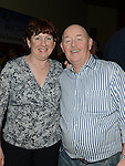 Jim and Margaret Finnegan pictured at the Ceilí and set dancing weekend at An Grianán. Photo:Colin Bell/pressphotos.ie
