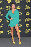 06 June 2018 - Nashville, Tennessee - Abbey Anderson. 2018 CMT Music Awards held at Bridgestone Arena.  <br /> CAP/ADM/LF<br /> &copy;LF/ADM/Capital Pictures