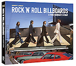 cover of Rock N Roll Billboards of the Sunset Strip by Robert Landau<br />